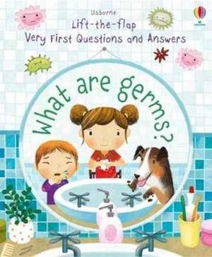 What are Germs? de Katie Daynes