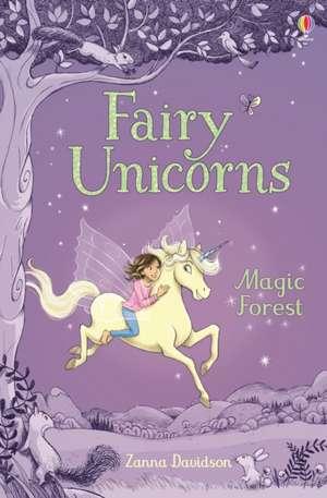 Davidson, Z: Fairy Unicorns 1 - The Magic Forest de Zanna Davidson