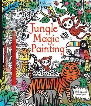 Magic Painting: Jungle de Sam Taplin