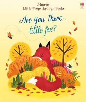 Are You There Little Fox? de Sam Taplin