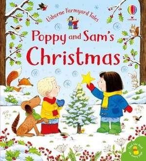 Poppy and Sam's Christmas imagine