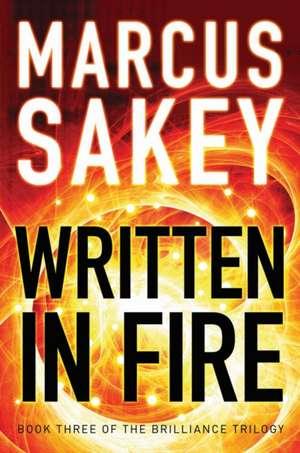 Written in Fire pdf