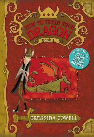 How to Train Your Dragon, Book 1 de Cressida Cowell