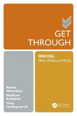 Get Through Drcog