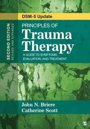 Principles of Trauma Therapy imagine