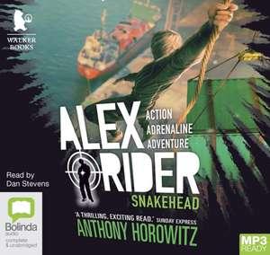 Snakehead de Anthony Horowitz
