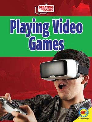 Playing Video Games de Rachel Seigel
