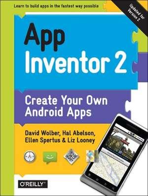 App Inventor 2, 2e de David Wolber
