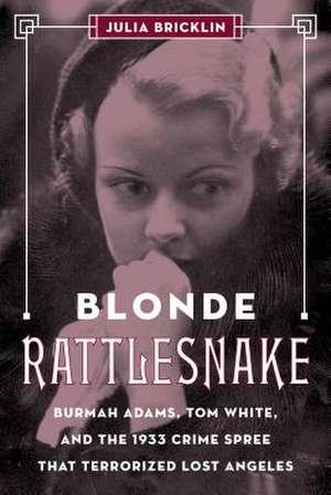 Blonde Rattlesnake de Julia Bricklin