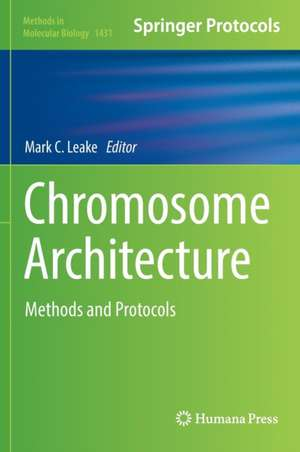 Chromosome Architecture