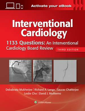 1133 Questions: An Interventional Cardiology Board Review, 3e