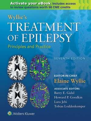 Wyllie's Treatment of Epilepsy imagine