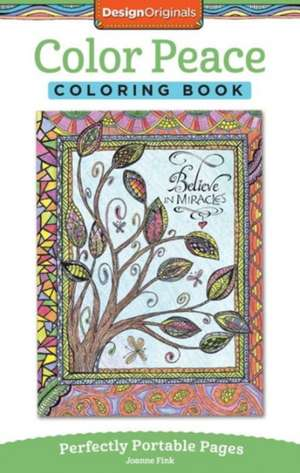 Color Peace Coloring Book