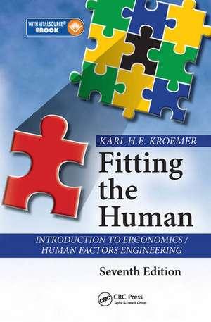 Fitting the Human de Karl H. E. Kroemer
