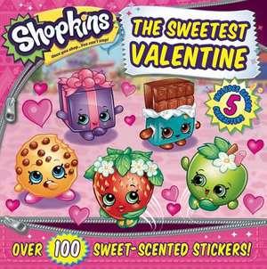 Shopkins the Sweetest Valentine de Sizzle Press