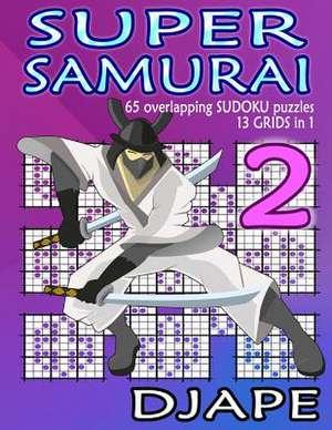 Super Samurai de Djape