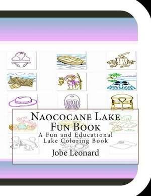 Naococane Lake Fun Book de Jobe Leonard