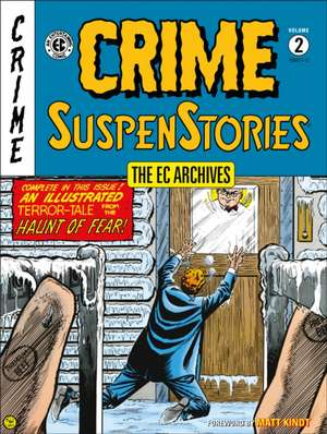 Ec Archives: Crime Suspenstories Volume 2