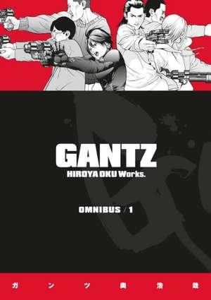 Gantz Omnibus Volume 1 de Oku Hiroya