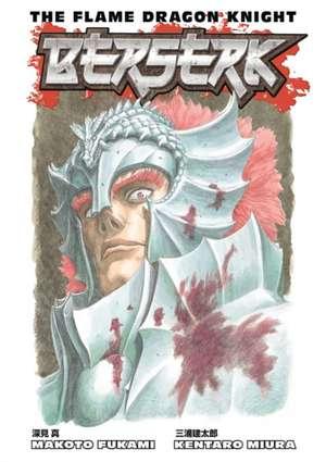 Berserk: The Flame Dragon Knight de Kentaro Miura