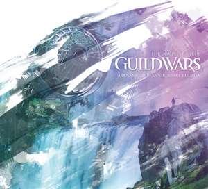 The Complete Art Of Guild Wars de NC Soft