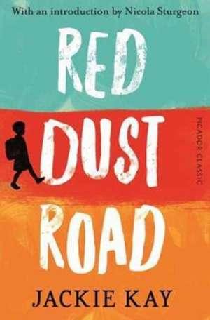 Red Dust Road de Jackie Kay
