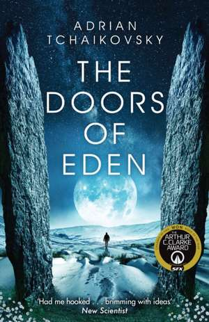 The Doors of Eden de Adrian Tchaikovsky