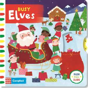 Busy Elves de Campbell Books