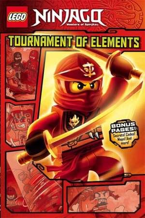 LEGO Ninjago 01: Tournament of Elements (Graphic Novel)