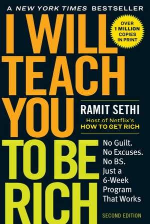 I Will Teach You to Be Rich de Ramit Sethi