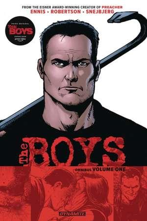 The Boys Omnibus Vol. 1 TPB de Garth Ennis