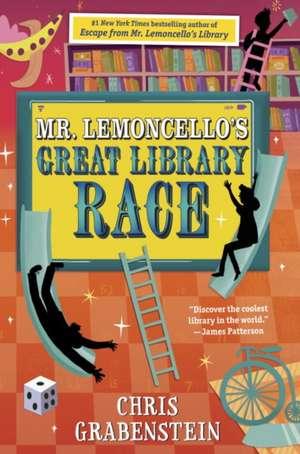 Mr. Lemoncello's Great Library Race de Chris Grabenstein