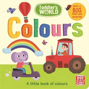 Toddler's World: Colours de  Pat-A-Cake