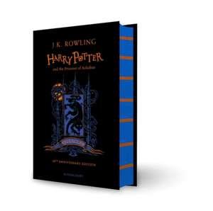 Harry Potter and the Prisoner of Azkaban – Ravenclaw Edition de J. K. Rowling