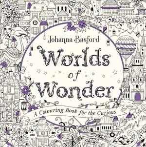 Worlds of Wonder de Johanna Basford
