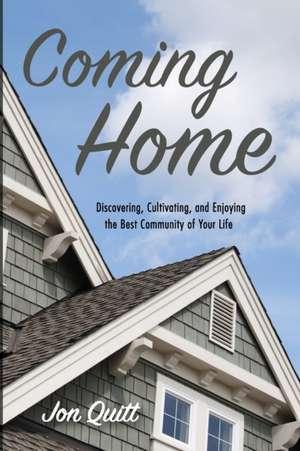 Coming Home de Jon Quitt