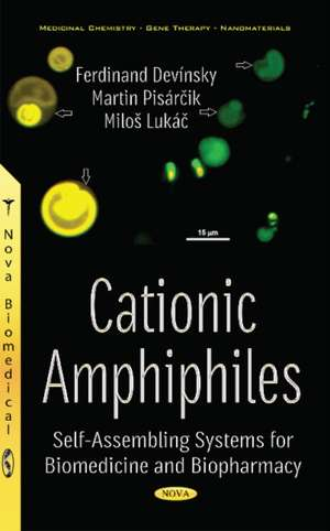 Cationic Amphiphiles