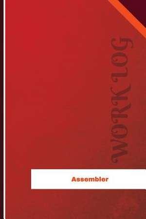 Assembler Work Log de Logs, Orange