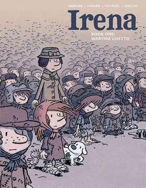 Irena Book One de Jean-David Morvan