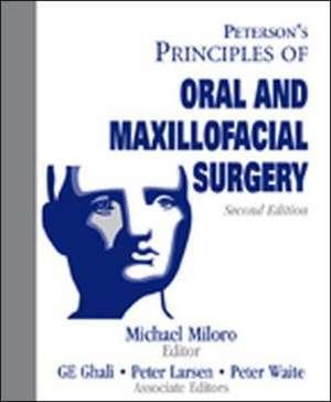 Principles of Oral Maxillofacial Surgery imagine