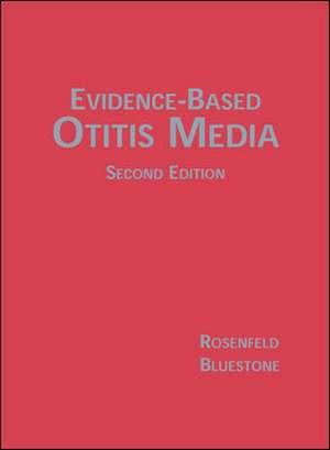 Evidence-Based Otitis Media