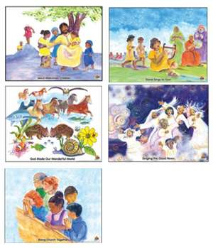 Seasons Growing Faith Posters de Margaret Kyle