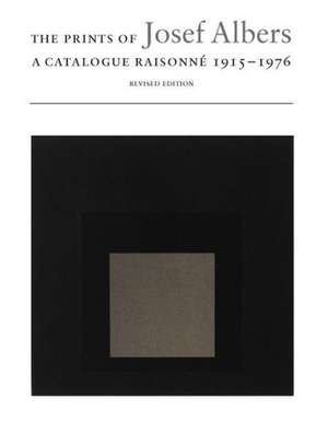 Danilowitz, B: The Prints of Josef Albers de Brenda Danilowitz