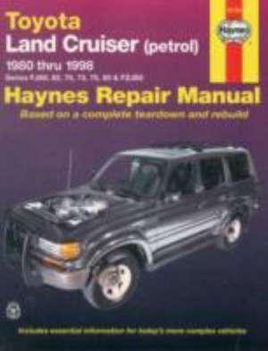 Toyota Land Cruiser Petrol (80 - 98)
