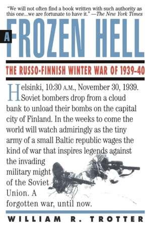 A Frozen Hell de William Trotter