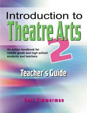 Introduction to Theatre Arts 2 imagine