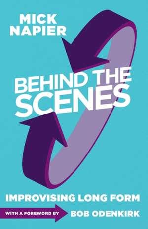 Behind the Scenes imagine