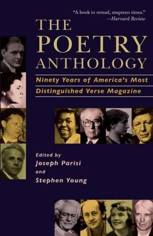 The Poetry Anthology de Joseph Parisi