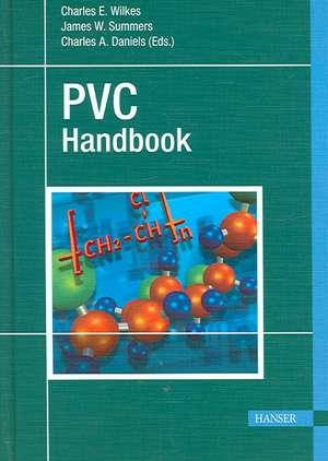 PVC Handbook de Charles E. Wilkes