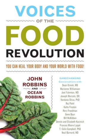 Voices of the Food Revolution de John Robbins